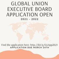 Global Union E-board Application Open