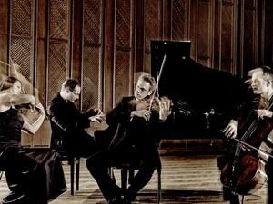 Fauré Quartett in Concert