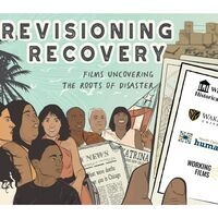 Flyer for Revisioning Recovery