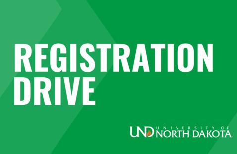 Registration Drive