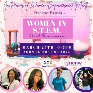 Women In STEM (Peer B.E.A.R.S.)