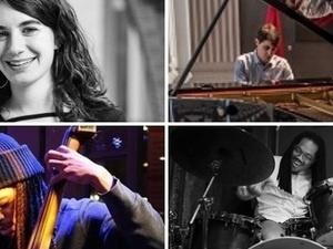 Alex Hamburger Quartet LIVE STREAMING CONCERT