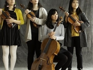 Bergamot Quartet LIVE STREAMING CONCERT