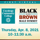 Virtual 2021 Black and Brown Male Summit
