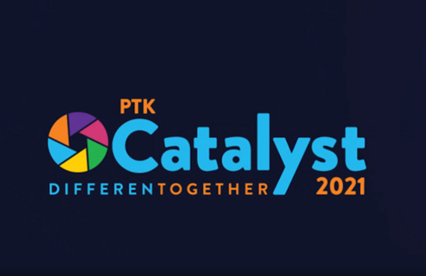 Phi Theta Kappa Catalyst Different Together 2021