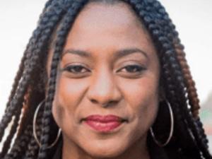 Activist Alicia Garza