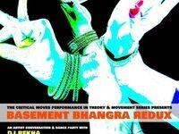 poster for Basement Bhangra Redux