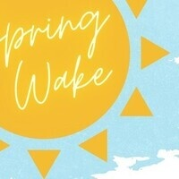 Spring Wake at Fireside on Manchester