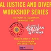 Racial Justice Workshop: Representation Beyond Tokenism