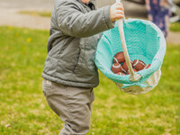 Private Easter Egg Hunt Mini Photography Session