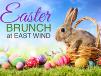 Easter Sunday Brunch with the Easter Bunny