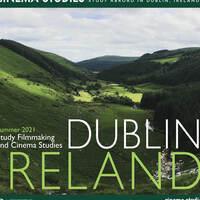 Study Filmmaker and Cinema Studies in Dublin, Ireland; photo of hills in Ireland