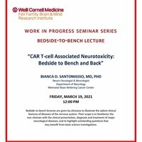 BMRI Bedside to Bench Lecture
