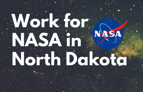 Represent NASA in ND!