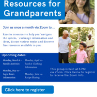 Resources for Grandparents