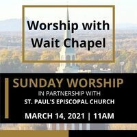 Worship with Wait Chapel