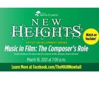 New Heights - Music in Film: The Composer's Role