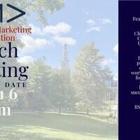 American Marketing Association March Meeting