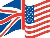 Marshall Scholarship logo featuring British and American flags