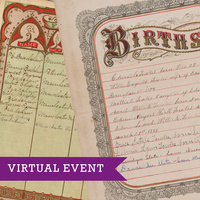 GENEALOGY VIRTUAL WORKSHOP  Private Papers at the Library of Virginia