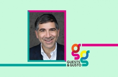 Construct new avenues of urban design with developer Ralph Zucker on 'Guests and Gusto'