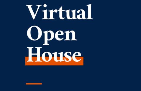 Virtual Graduate Open House