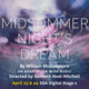 USC School of Dramatic Arts Presents: A Midsommer Night's Dream