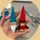 SCRAP Creative Reuse: Gnomes and Their Homes