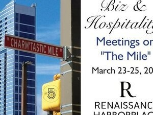 Biz & Hospitality Meetings on The Mile-Renaissance Hotel