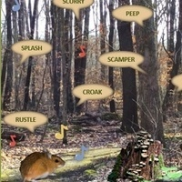 "A Jennings Original Storybook Trail: ""Habitat Sweet Habitat: Zapo the Jennings Jumping Mouse Looks for a House"""