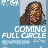 Coming Full Circle - Talk by Beverly McIver
