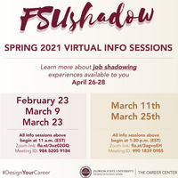 FSUshadow Information Session