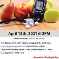 Diabetes Workshop (English)