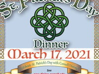 Celebrate St. Patrick's Day with Cornell Dining