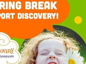 Springing in Spring: Spring Break at Port Discovery