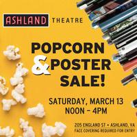 Popcorn & Poster Sale