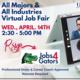 All Majors/All Industries Virtual Job Fair