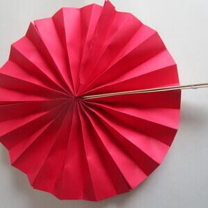 Take & Make: Chinese Fan