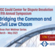 USC Gould Center for Dispute Resolution Fifth Annual Symposium - Bridging the Common and Civil Law Chasm (Webinar 2 of 3)