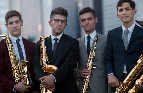 Relationship Goals, A Conversation with Saxophone Artists