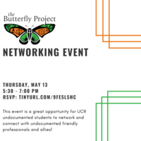 The Butterfly Project: Networking Event