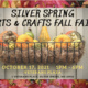 Silver Spring Arts and Crafts Fall Fair