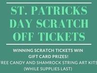 CAB Scratch-off Tickets