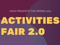 Activities Fair 2.0