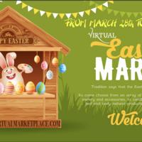 Virtual Easter market