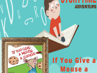 """""""If You Give a Mouse a Cookie"""" - CM Storytime Adventures"""
