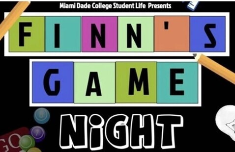 Finn's Game Night