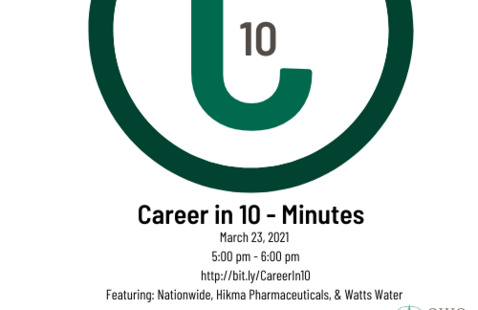 C10: Career in 10 (Employer Panel)