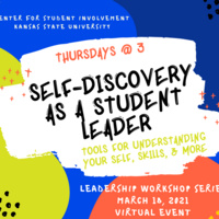 Self-Discovery as a Student Leader