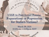 USSR to Post-Soviet Russia: Reparations or Repression for Stalin's Victims?